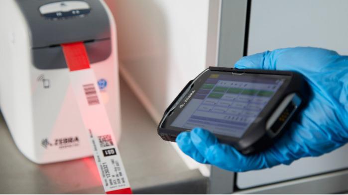 Terminaux et imprimantes code-barre portables