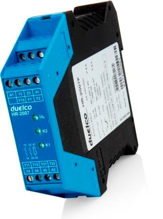 Inrato-Duelco-veiligheidsrelais