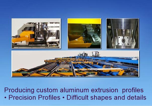We design special aluminum extrusion products and provide customized solutions to extrusion, surface treatment, machining, assembly and safe delivery of their products.