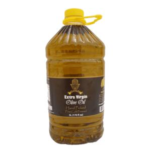 Extra Virgin Olive Oil in 5L PET