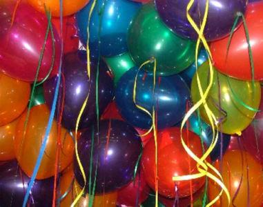 Balões todos formatos