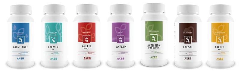 Specialized in biostimulants and plant nutrition