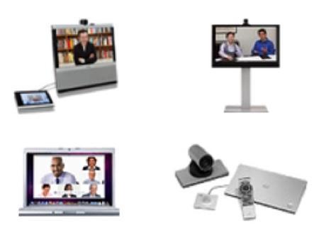 Connectez tous vos terminaux sur vos salles virtuelles. Compatible avec Cisco, Polycom, Lifesize, Huawei,