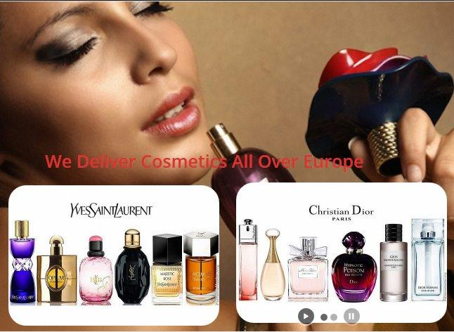 We deal exclusively with the distribution of luxury fragrances and beauty products