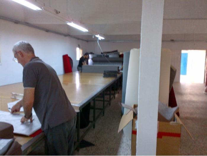 SETUNI - Atelier de confection en Tunisie