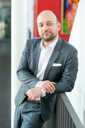 Hans-Karl Preuß, Geschäftsführer