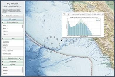 Created by Open Ocean, the Metocean Analytics is the first online provider of metocean study on demand.