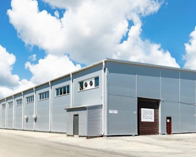 Production building in Krasnodar