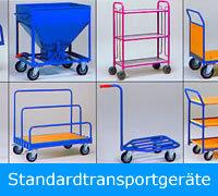 Standardtransportgeräte