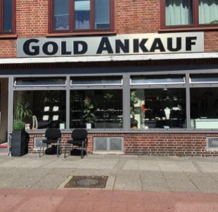 Goldankaufstelle in Hamburg