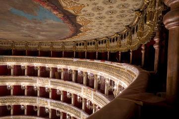 Restauro Teatro San Carlo - Napoli