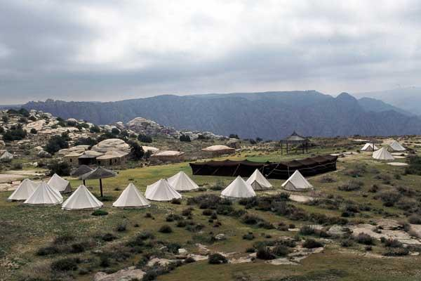 A great place for hiking, trekking and camping and discovering the diversity of Jordan's wildlife