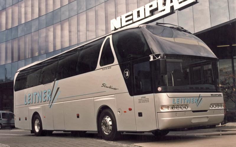 Bus Leitner S.a.s. KG - REISEBUS AUTOBUS  Neoplan 01