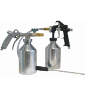 MAFA-Dieselpartikelfilter Reinigungspistolen wurden speziell für die Verarbeitung von Reinigungsflüssigkeiten für die Reinigung von Dieselpartikelfiltern/Russpartikelfiltern entwickelt