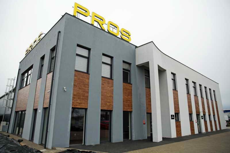 PROS - AJ Group Manufacturing plant