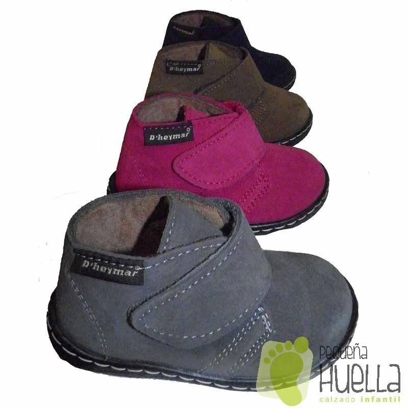 botas para niños y niñas
