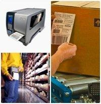 Barcodedrucker und Labels