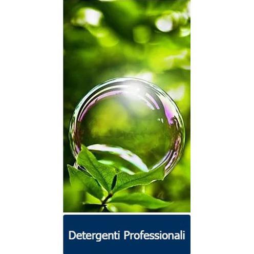 produce e commercializza prodotti per la detergenza e sanificazione civile ed industriale,