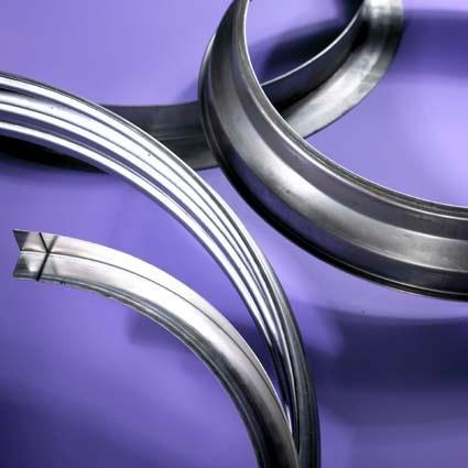 Litter Bin Top & Base Ring