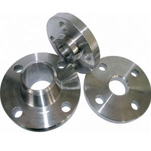 welding neck flanges, blind flanges, block flanges,etc... according to EN1092 or ASEM B16.5 standard.