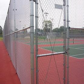 chainlink fence for Backstops