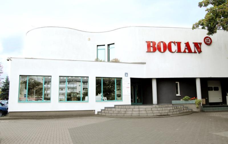 Wholesale buttons - Bocian company