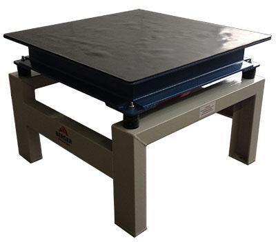 Vibrationstisch 750x750 mm