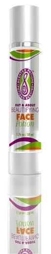 ut & About-Beautifying Face Corrector-This All Natural Age Defying, Anti Aging, Nourishing, Protecting, Problem Skin Correcting and Finishing Face Cream Potion Works to Clear up Break Outs,