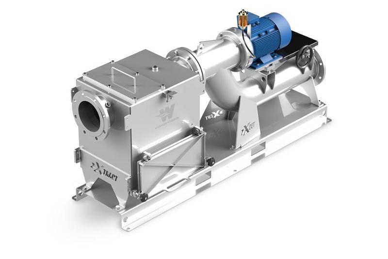 X-UNIT fremdkörperzerkleinernde Pumpe , informieren Sie sich auf unserer Website