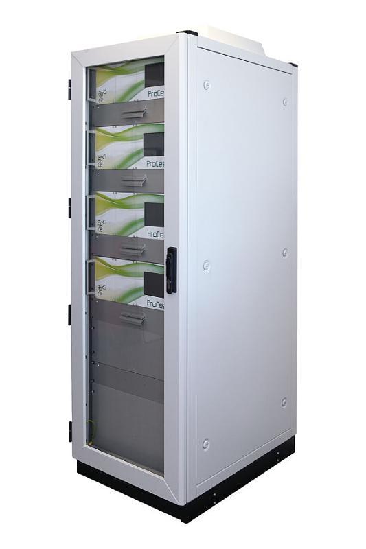 AP2E est doté d'un bureau d'étude capable d'intégrer les analyseurs dans des baies adaptées à tous les besoins.
