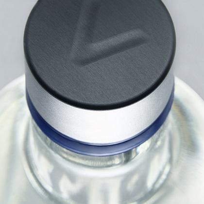 LuxTop - a luxury aluminium bottle cap