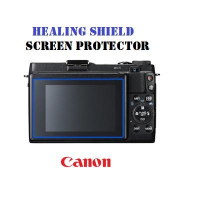 Clear type and tempered glass camera screen protector