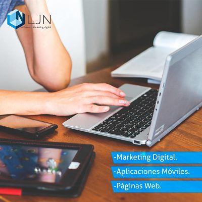 No solamente somos especialistas en Paginas web, ofrecemos para ti aplicaciones móviles, marketing digital, ademas de una consultoría integral acorde a tus necesidades.