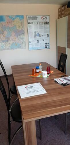 Räume für Besprechungen mit Kunden