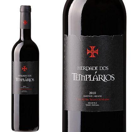 vinho tinto  2010 Aragonês; Castelão; Alicante Bouschet. 13,5% vol. DOC do TEJO
