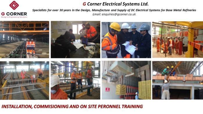 Installation, Commissioning & Training