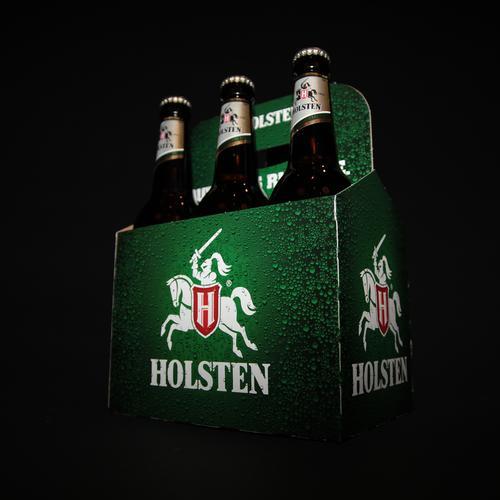 Bierträger Sixpack