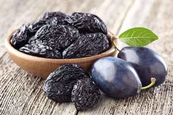 Stifanuts Top Chilean Prunes
