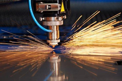 Laser-/ Kantteile, Rohrlaserteile