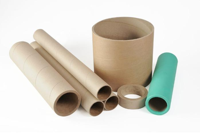 Manufacturer of paper tubes (cores) of  spiral coiling