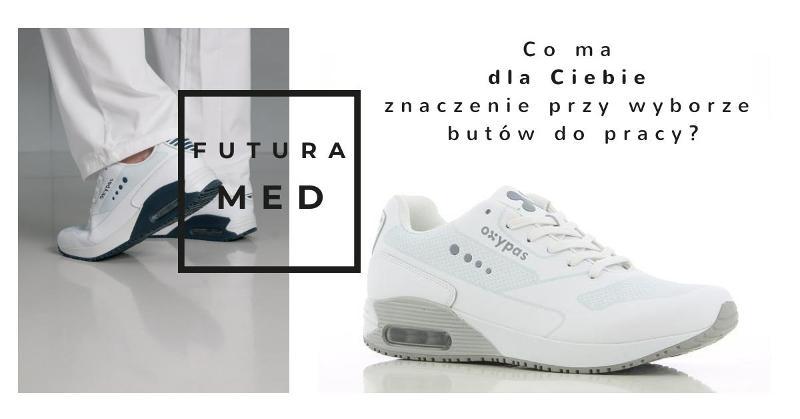 Oxypas medical footwear