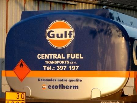 Central Fuel Transports Sàrl