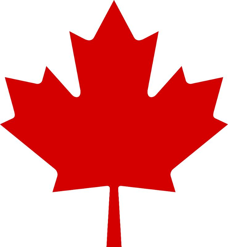 A symbol of Canada used throughout the world. We are strong and free.