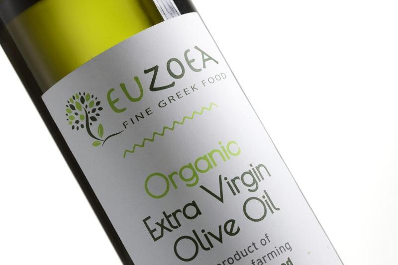 Organic Greek Extra Virgin Olive Oil (500ml and 750ml)