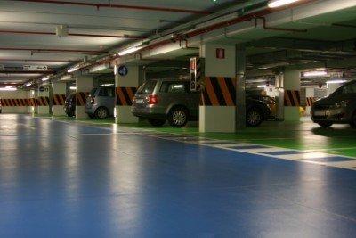 CO-Langzeitmessung n. Garagenverordnung