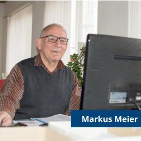 Markus Meier, Geschäftsführer