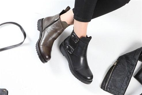 % 100  Leather Boots, High Quality, Reasonable Price