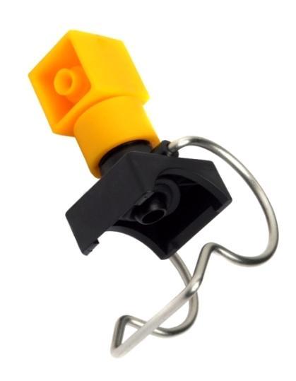Clip Eyelet Spray Assembly