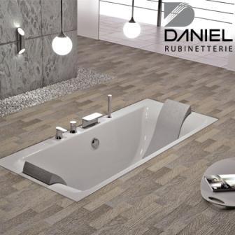 Deck Bath setting / Composizione bordo vasca