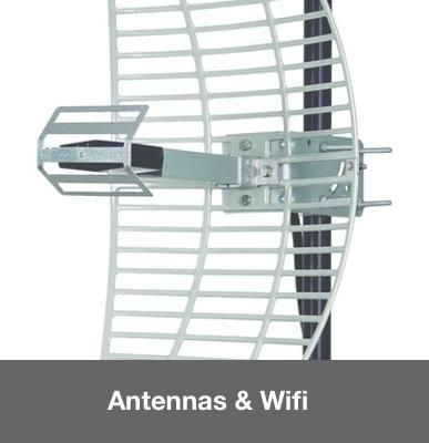 WiFi antenna and wireless antenna products from L-com